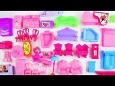 MY DOLLHOUSE FURNITURE HAUL - TOYS REVIEW - YouTube