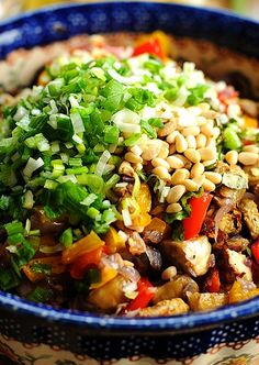 Roasted Vegetable Orzo Recipe