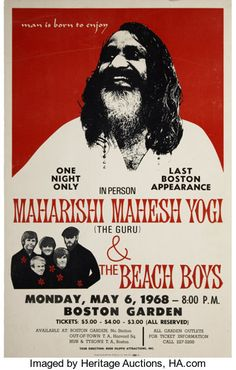 Beach Boys - The Beach Boys at Boston Concert Poster 1968 in Surf Music Posters The Beach Boys, Rock Posters, Band Posters, Surf Music, Live Music, Nights Lyrics, Hollywood Poster, Vintage Concert Posters, Music Magazines
