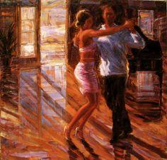Will Caldwell - Salsa Dance