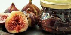 Mermelada de higos casera - Fácil Le Chef, Eggplant, Hummus, Pickles, Cucumber, Plum, Dips, Recipies, Cooking Recipes