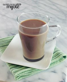 Coffee time is extra tasty when you give your brew a bit of an Irish twist. Tap or click photo for this Irish Cream Coffee Irish Cream Coffee, Baileys Irish Cream, Booze Drink, Food And Drink, Coffe Recipes, Hot Cocoa Recipe, Tea Latte, What To Cook, Yummy Drinks