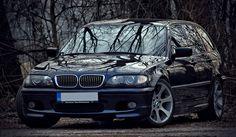 BMW E46 iT