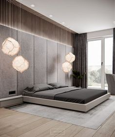 Minimalist Home Interior .Minimalist Home Interior Modern Luxury Bedroom, Master Bedroom Interior, Modern Master Bedroom, Room Design Bedroom, Bedroom Furniture Design, Modern Bedroom Design, Home Room Design, Luxurious Bedrooms, Home Bedroom