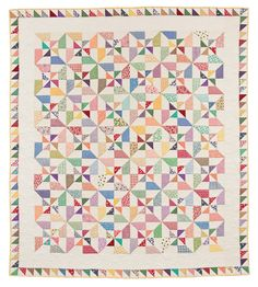 Martingale - Double Windmill Quilt ePattern