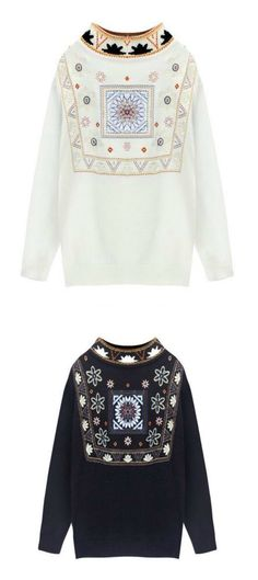 $65.00 - A Mandala Knitted Sweater is now available at Pasaboho. ❤️ This sweater exhibit brilliant colours with unique patterns. :: boho fashion :: gypsy style :: hippie chic :: boho chic :: outfit ideas :: boho clothing :: free spirit :: fashion trend :: flowers :: floral :: lace :: summer :: fabulous :: love :: street style :: fashion style :: boho style :: bohemian :: modern vintage :: ethnic tribal :: boho bags :: embroidery dress :: skirt :: cardigans :: tops :: boho style :: boho trend