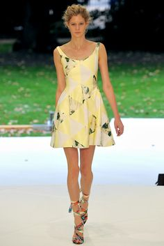 Erdem Spring 2011 Ready-to-Wear Collection Photos - Vogue