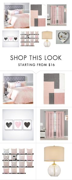 my room by mayu-1907 on Polyvore featuring interior, interiors, interior design, hogar, home decor, interior decorating, cupcakes and cashmere, DENY Designs, Lala + Bash and PBteen