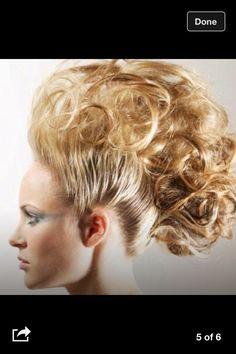 Curl Mohawk