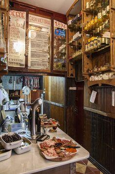 Idées pour création de bar à tapas de Francisco Segarra. Casa Victoria, bar à tapas traditionnel.