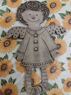 Play Clay, Ceramics Ideas, Arts Ed, Diy Projects To Try, Clay Art, Teddy Bear, Sculpture, Dolls, Pattern