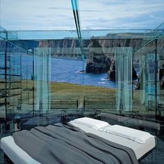 most beautiful glass houses - Google Search