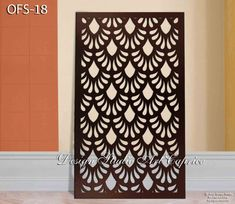 Etsy :: Your place to buy and sell all things handmade Laser Cut Screens, Laser Cut Panels, Grand Art, Privacy Screen Outdoor, Thing 1, Outdoor Rooms, Outdoor Showers, Corrugated Metal, Panel Wall Art