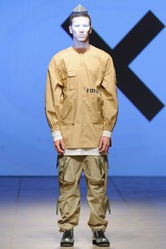 Male Fashion Trends: Dastish Fantastish Spring-Summer 2017 - Ukraine Fashion Week