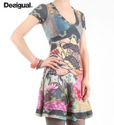 The Valentine dress from Desigual