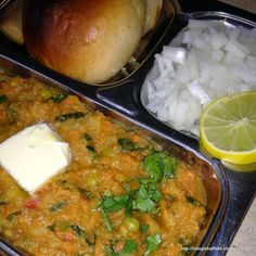 Pavbhaji In Slow Cooker