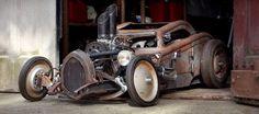 Rat Rods, Monster Car, Dalian, Buggy, Cummins, Hot Cars, Custom Cars, Rats, Antique Cars