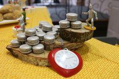 Wizard of Oz Party via Karas Party Ideas : Tin Man silver macaroons