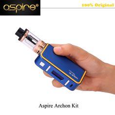 >> Click to Buy << 100% Original E Cigarette Aspire Kit Aspire Archon Cleito 120 Combination Kit Cleito 120 Tank 150W Aspire Archon Box Mod Vape #Affiliate