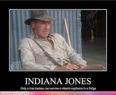This is how I feel about Indiana Jones 4.