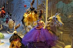 christmas department store windows - Google Search