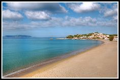 Finikounda-Southern Peloponnese-Greece a nice place to go on vacation this year Finikounda-Greece The Places Youll Go, Places Ive Been, Places To Go, Greece Travel, Crete, The Good Place, Beautiful Places, Deviantart, Beach
