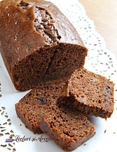 Loaf Cake, Raw Vegan Recipes, Vegan Sweets, Banana Bread, Delicious Desserts, Nom Nom, Deserts, Good Food, Food And Drink