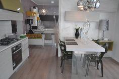 Un assaggio del nostro showroom cucine. #cucine #kitchen #showrrom #design #arredamento #cibo #food
