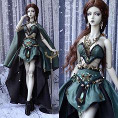 "nalisinko: "" Old works in 2014. nalisinko #bjd #bjddoll #bjdstagram #bjdclothes #doll #dolls #dollclothes #dollcollection #dollcollector #dollstagram #design #dress #outfit #skirt #handmade #handcrafted #soom #人偶 #人形 #バービー人形 #fantasy """