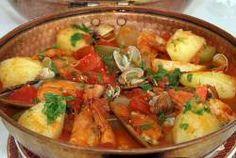 Receita de Cataplana à Algarvia | Cozinha Tradicional