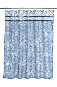 Dena Home U0027Madisonu0027 Ikat Print Shower Curtain Available At #Nordstrom