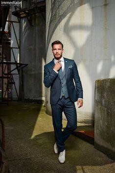 Rustic Items Ideas For Men To Look Handsome 06 Mens Fashion Wear, Black Women Fashion, Suit Fashion, New Fashion, Fashion Outfits, Bridal Fashion, Wedding Men, Wedding Suits, Wedding Groom