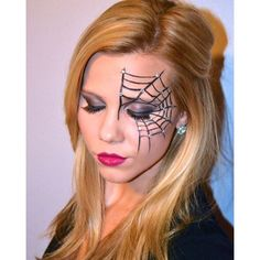 #fbf to one of last year's Halloween Makeup ideas! For more inspiration go to www.glamglitterandgloss.com! #makeup #igmakeup #makeuplover #ilovemakeup #makeuplife #makeupjunkie #bblogger #beautyblogger #halloween #halloweenmakeup #makeupaddict #glamglitterandgloss