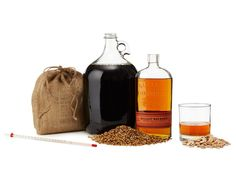 Look what I found at UncommonGoods: southern bourbon stout beer brewing kit. Beer Brewing Kits, Home Brewing, Personalized Whiskey Barrel, Bourbon Beer, Brew Your Own Beer, Beer Making Kits, Wine Making, Homemade Beer, Brewing Equipment