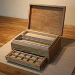 みんなの作品【引き出し・箱物】|大阪の木工教室arbre(アルブル)2012年6月21日