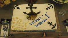 İlk doğum günü  pastasi