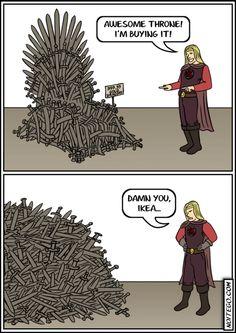 Damn it Ikea!
