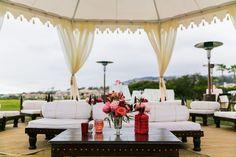 Monarch Beach Resort, Hyatt Huntington Beach and Montage Laguna Beach Wedding Weekend Berry Sangria, Montage Laguna Beach, White Wisteria, Mehndi Party, Rose Centerpieces, Luxury Tents, Floating Candles, Wedding Weekend, Floral Wall