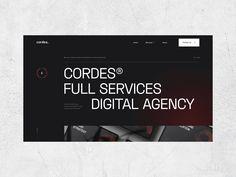 Web Layout, Layout Design, Design Ideas, Modern Web Design, Graphic Design, Resume Design, Design Agency, Landing, Typography