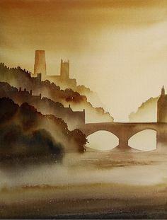 Framwellgate Bridge, Durham © Ian Scott Massie