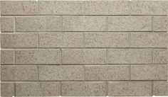 A warm silvered grey single height clay brick with a soft matt texture. Exterior, Texture, Bricks, Silver, Artisan, Surface Finish, Money, Brick, Outdoors
