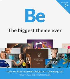 WordPress - BeTheme - Responsive Multi-Purpose WordPress Theme | ThemeForest