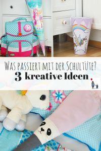 Das kommt (nicht) in die Schultüte! Geschenkideen zur Einschulung, die Spaß und Sinn machen! - Bunter Familienblog | Zicklein & Böckchen