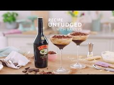 Cocktail, dessert and temptingly delicious drink all in one. Made to blow your taste buds. Visit Baileys.com