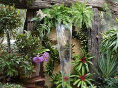 home gardens garden pond landscaping waterfalls backyard landscaping ideas water tropical