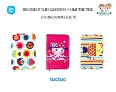 Trendy documents #organizers for #moms from #TucTuc, Spring/Summer 2015.  Discover at www.kidsandchic.com/brands/tuc-tuc-accessories  #babyfashion #kidsfashion #kidsclothing #shoppingbarcelona #modainfantil #ropainfantil #compraonline #castelldefels #barcelona #tiendainfantil