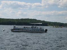 Lake Wallenpaupack Tour Boat...   Lake Wallenpaupack is the largest Lake in the Pocono Mountains region of Pennsylvania.