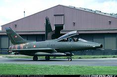 [I+F+V] North American F-100 Super Sabre