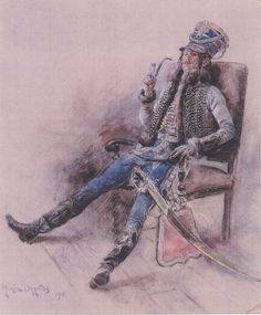 Hussard, 5e Hussards, 1804-1805