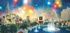City of Lights jigsaw puzzle